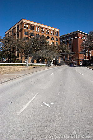 Free Texas School Book Depository Dallas Texas, Kennedy Royalty Free Stock Photo - 18253995