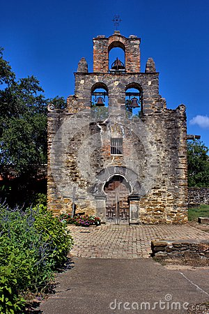 Texas Spanish Mission Espada