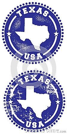 Texas USA Seal