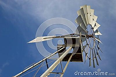 Texas-Windmühle 2
