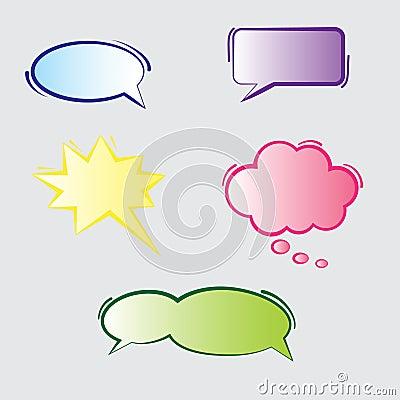 Text Bubbles