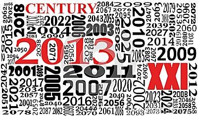 Text of xxi century