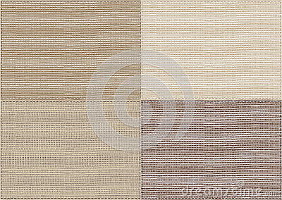 Textile background of different shades