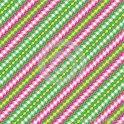 Textile background, seamless pattern included