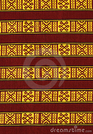 Textile background, Sikkim