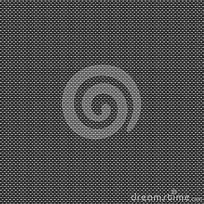 Textile carbon fiber pattern
