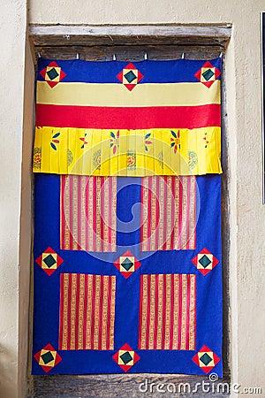 Free Textile Of Bhutan Stock Photo - 64520720