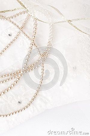 Free Textile Wedding Background Royalty Free Stock Image - 5176186