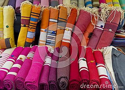 Textiles, Aix-en-Provence France