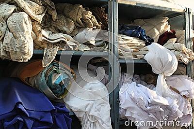 Textiles material