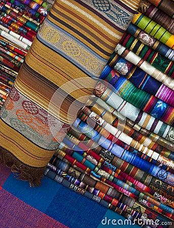 Textiles - Peru