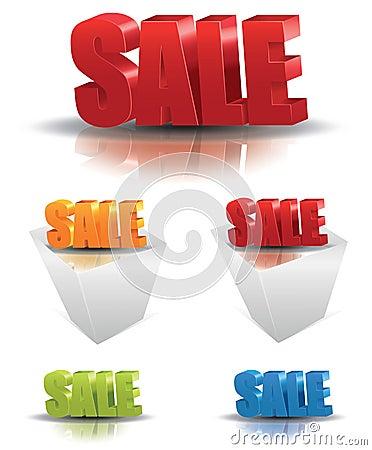 Texto de la venta