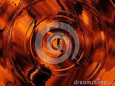 Textura abstracta del grunge del fondo, con los círculos