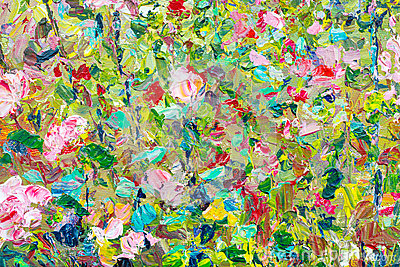 Textura abstrata colorida do fundo