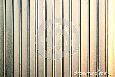 Textura de aluminio vertical