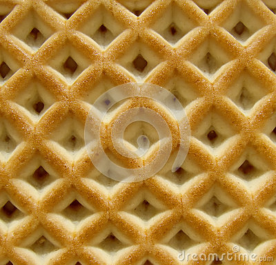 Textura de la galleta