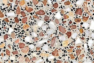 Textura de la piedra del suelo del granito imagen de for Suelo de granito