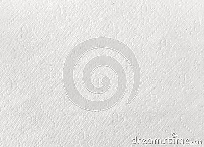 Textura de la toalla de papel
