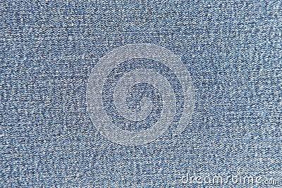 Textura del dril de algodón de los pantalones vaqueros