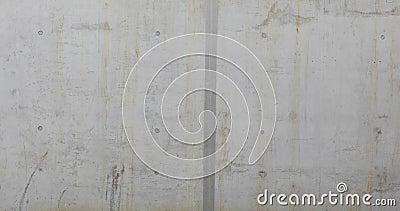 Textura do muro de cimento, placa, superfície suja, handheld vídeos de arquivo