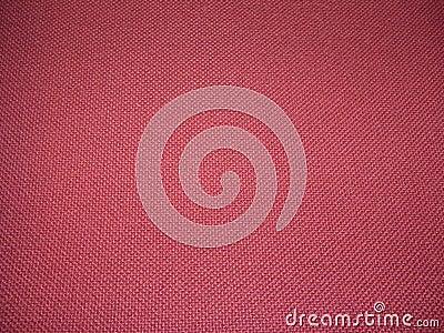 Textura roja de la tela