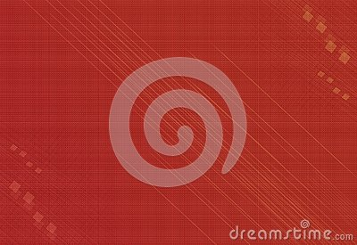 Textural retro red background