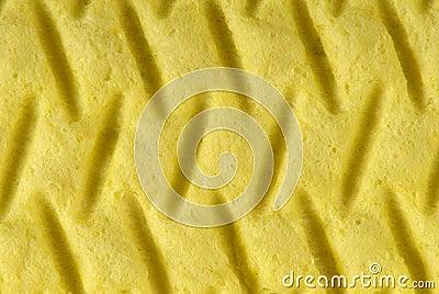 Texture approximative jaune