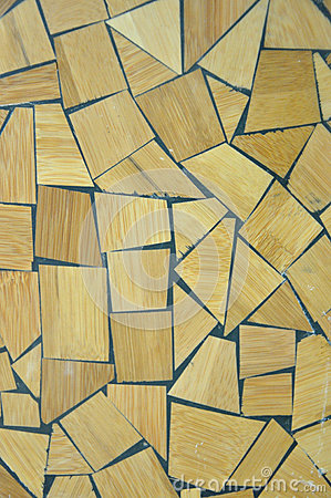 Texture and background by wooden piece