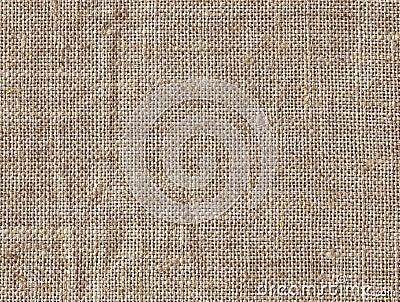 Texture of burlap