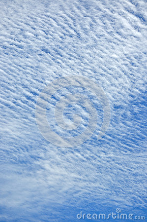 Texture of cloud on sky