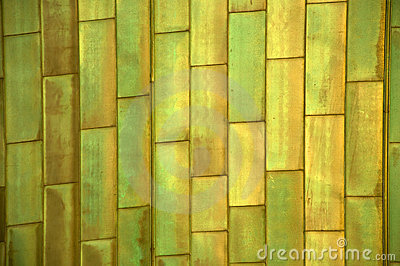 Texture of copper
