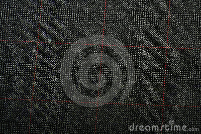 Texture of cotton material
