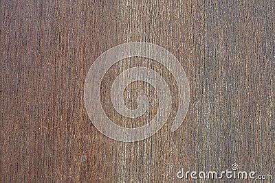 Texture of dark brown wood