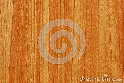 Texture de bois rouge