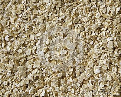 Texture de farine d avoine