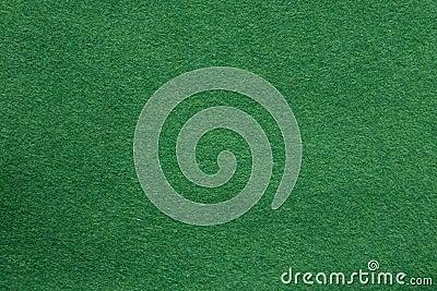 Texture de feutre de vert