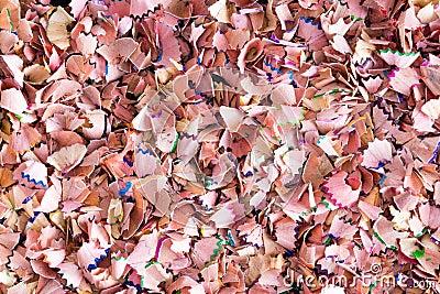 la texture de fond des copeaux en bois colors a laiss en affilant les crayons colors de crayons pour lart ou lcole dans une dispersion multicolore de - Copeaux De Bois Colors