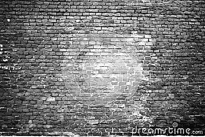 texture du vieux mur de briques blanc roussi image stock. Black Bedroom Furniture Sets. Home Design Ideas