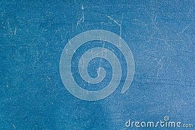 Texture en plastique bleue