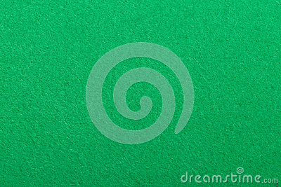 Texture of green cloth