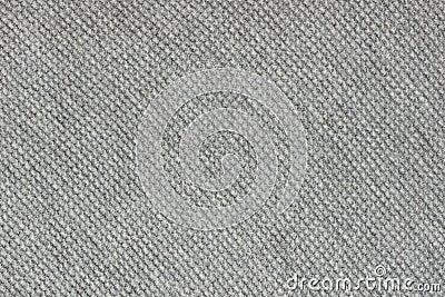 Текстура ткани серой