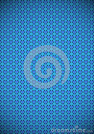 Texture Illustration blue pattern