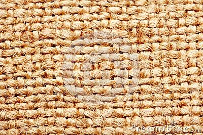 Texture of linen fabric