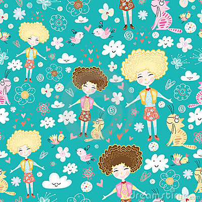 Texture of love girls
