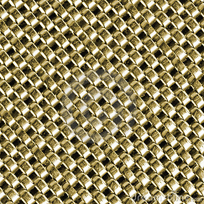Free Texture Metal - Chain Armour Gold Color Royalty Free Stock Photo - 8058075