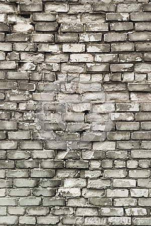 Free Texture Of Aged Brick Wall With Cracked Weathered Structure White Gray Color Close-up Stock Image - 115388121