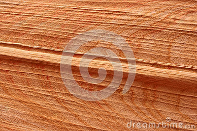 Texture of orange sandstone