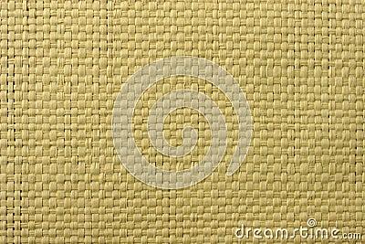 Texture of placemat, diagonal