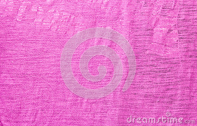 Texture of purple cloth