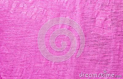 Texture of purple cloth